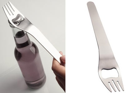Fork Bottle Opener