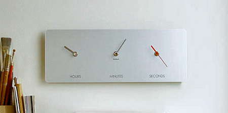 Unusual Clock Designs