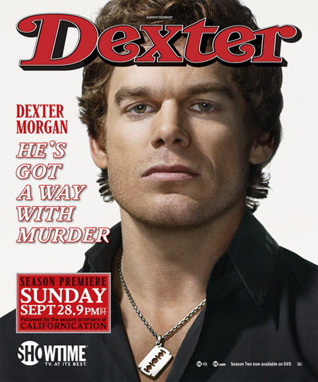 Killer Posters for Dexter Season 3 4