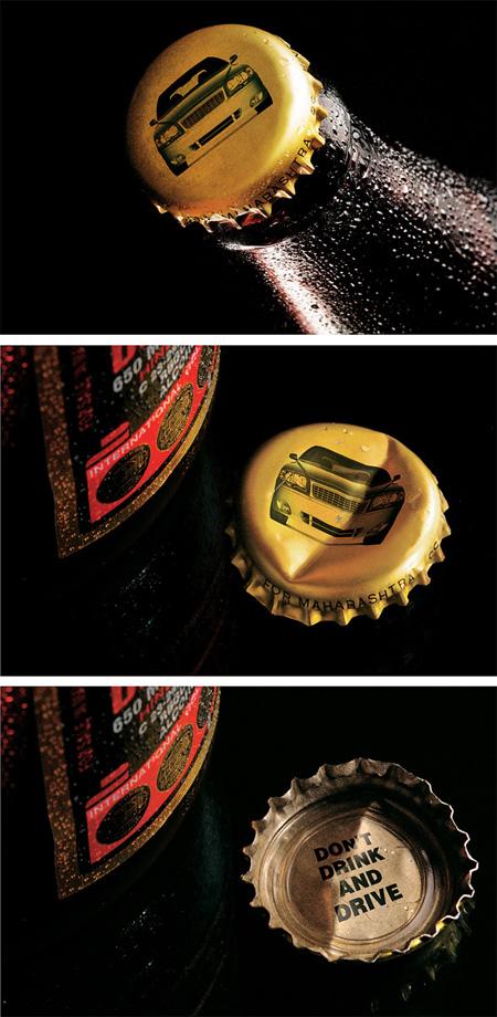 Beer Crown Advertisement