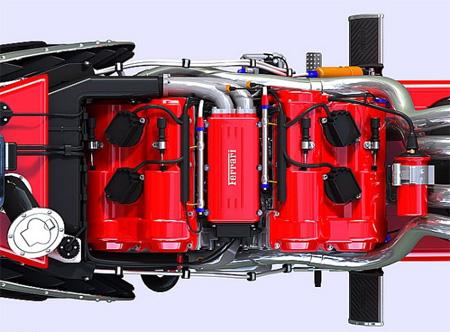 Ferrari V4 Concept Motorcycle 6