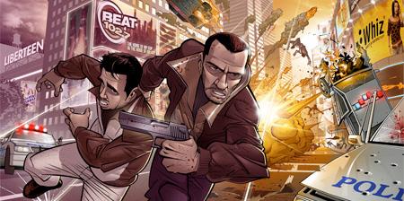 Grand Theft Auto Fan Art