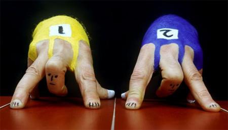 Hand Painting Art by Mario Mariotti 3