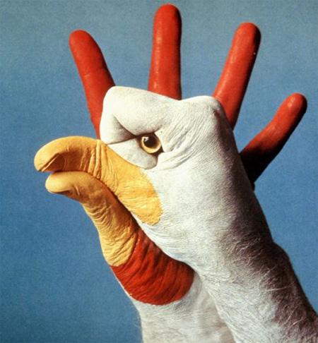 Hand Painting Art by Mario Mariotti 5