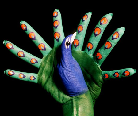 Hand Painting Art by Mario Mariotti 7