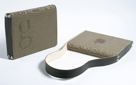 Corrugated Cardboard Laptop Case 2