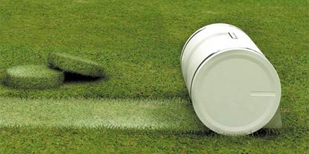 Innovative Lawn Mower