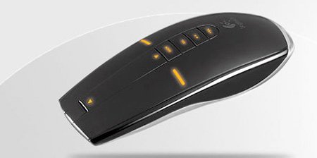 Rechargeable Cordless Air Mouse