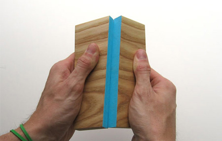 Magnetic Shelves by Henry Julier 3