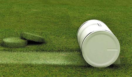 Muwi Innovative Lawn Mower