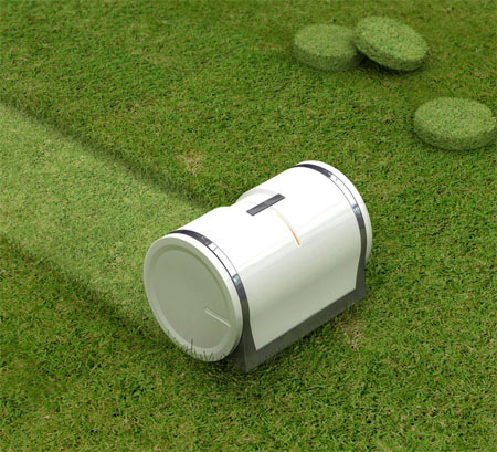 Muwi Innovative Lawn Mower 2