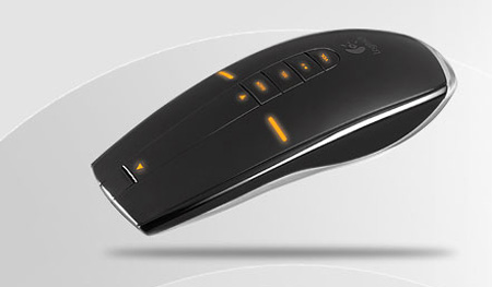 MX Air - Rechargeable Cordless Air Mouse
