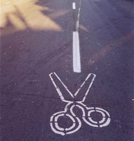 Pedestrian Street Art by Peter Gibson 4
