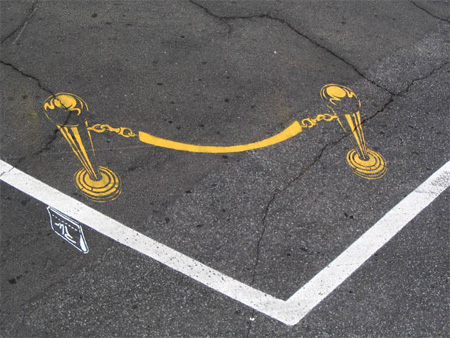 Pedestrian Street Art by Peter Gibson 21