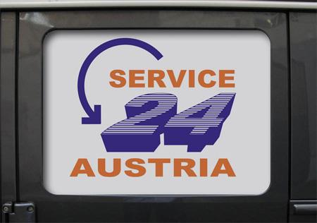 Crazy Service 24 Austria Advertisement 5