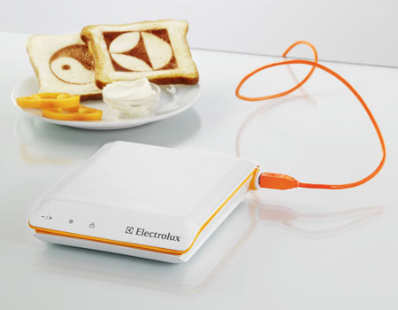 The Scan Toaster