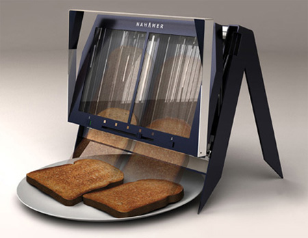 Nahamer T450 Toaster