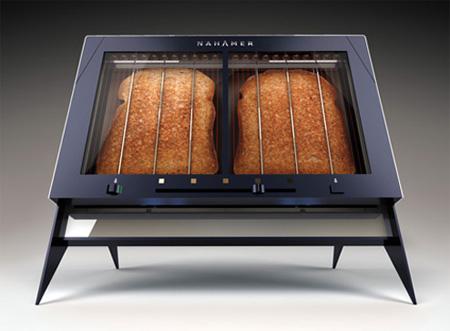 Nahamer T450 Toaster 2