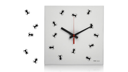 Collection of Unusual Clock Designs