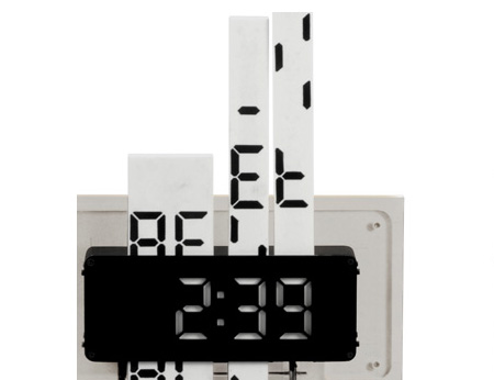 Digimech Clock