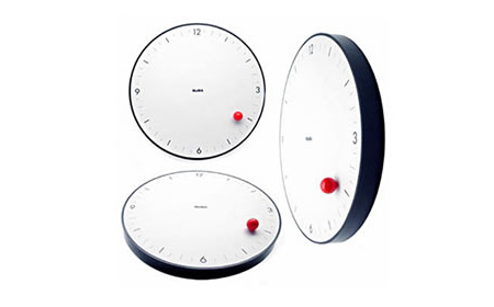 TimeSphere Wall Clock