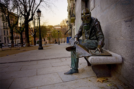 Public Art by SpY 5