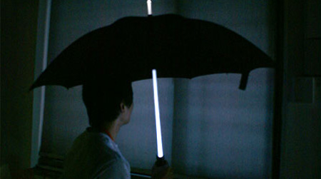 Lightsaber Umbrella