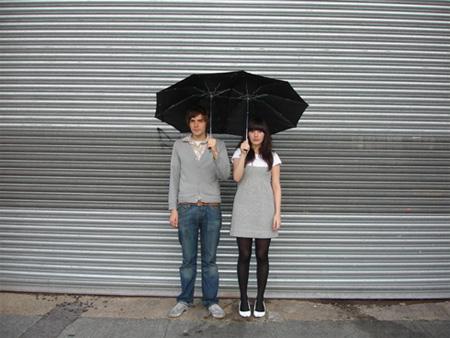 Tandem Umbrella