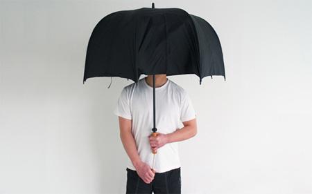 Polite Umbrella