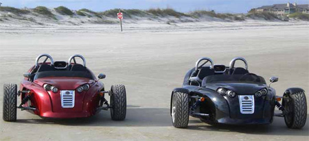 V13R Campagna Motors 3 Wheel Roadster 12