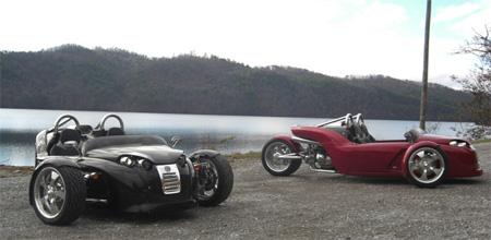 V13R Campagna Motors 3 Wheel Roadster 13
