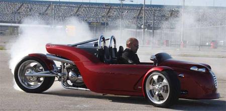 V13R Campagna Motors 3 Wheel Roadster 14