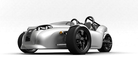 V13R Campagna Motors 3 Wheel Roadster 5