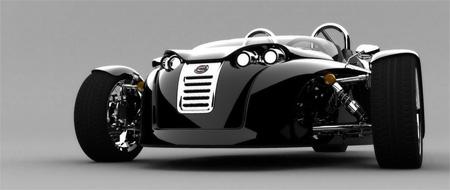 V13R Campagna Motors 3 Wheel Roadster 6