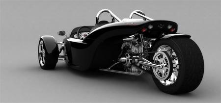 V13R Campagna Motors 3 Wheel Roadster 8
