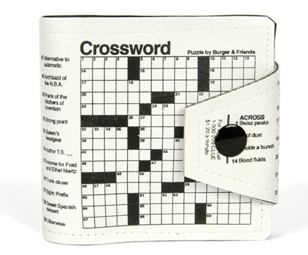 Crossword Wallet