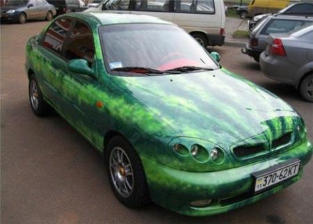 Seedless Watermelon Car from Ukraine 2