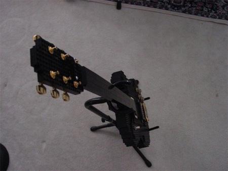 LEGO Guitar 4