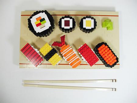 LEGO Sushi 3