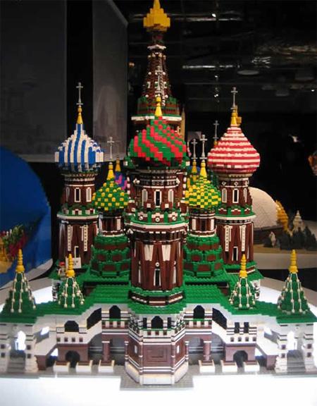 LEGO Famous Architecture