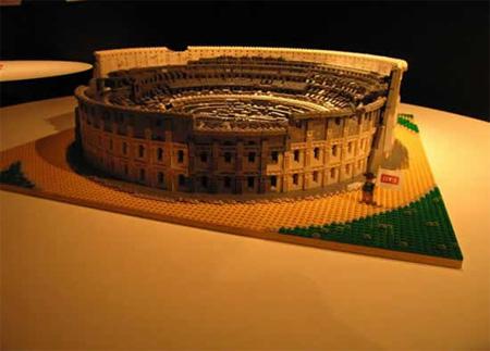 LEGO Famous Architecture 4
