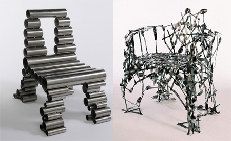 Creative Chairs by Osian Batyka-Williams