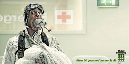 Health Insurance Advertisements