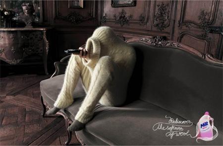Henkel Mir Wool Advertisements 2