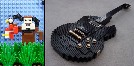 Incredible LEGO Creations