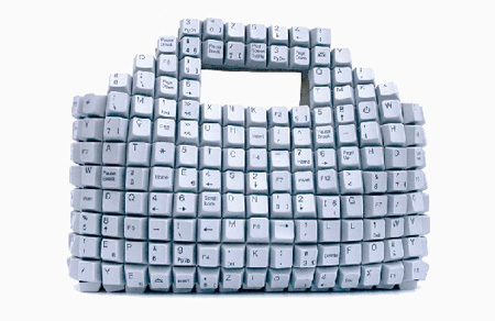 Creative Keyboard Bags by João Sabino