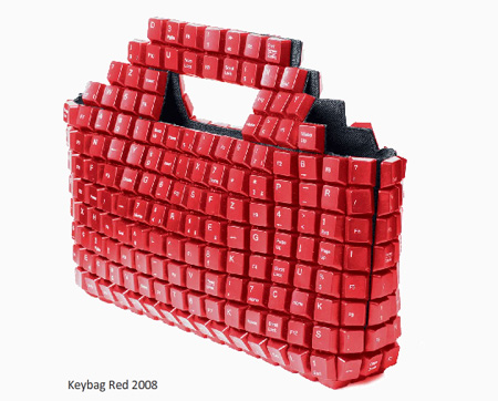 Creative Keyboard Bags by João Sabino 2