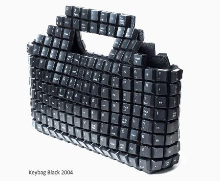 Creative Keyboard Bags by João Sabino 3