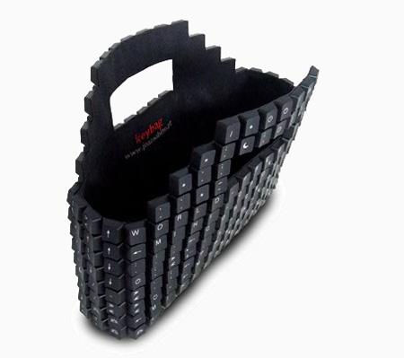 Creative Keyboard Bags by João Sabino 8