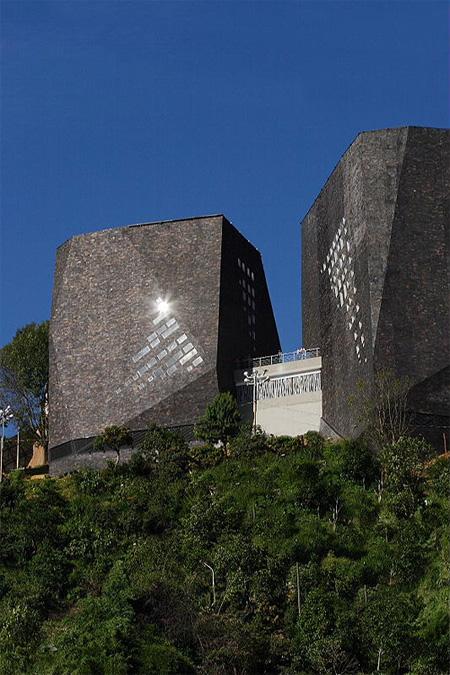 Parque España Library in Colombia 14